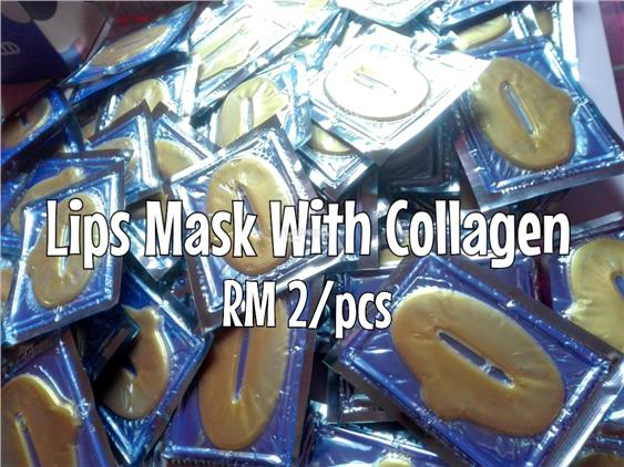 Lips Mask With Collagen