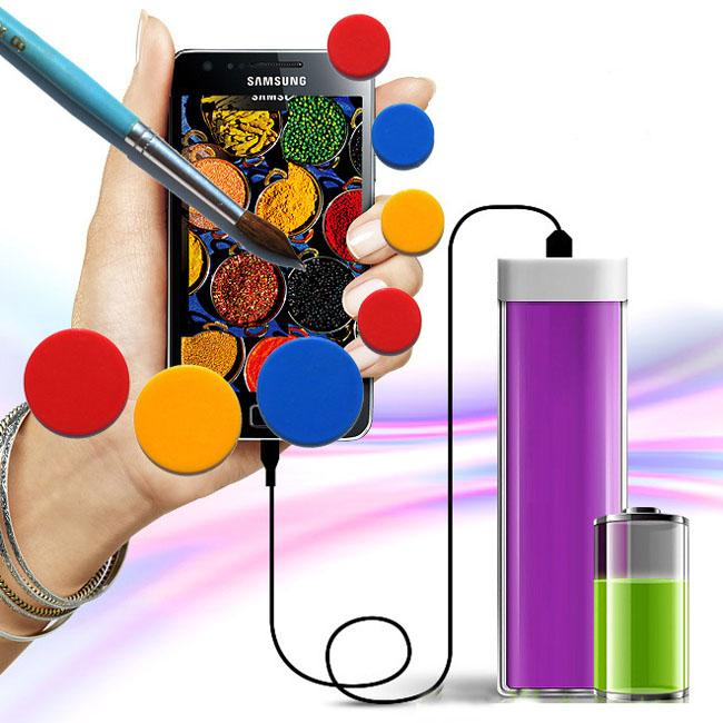 Lipstick Power Bank Malaysia Lipstick Power Bank 2600mah