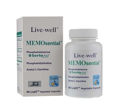 Live-well MEMOsential 60S