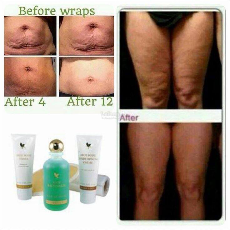 Forever Living Aloe Body Toning Kit