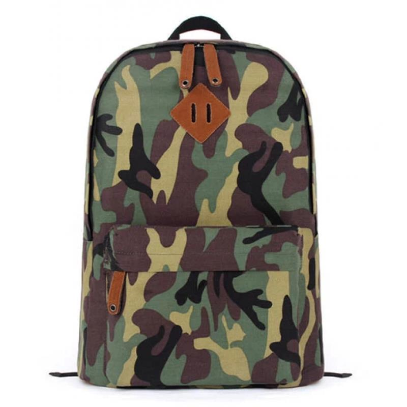 Living Gears AirMan Camouflage Leisure Backpack