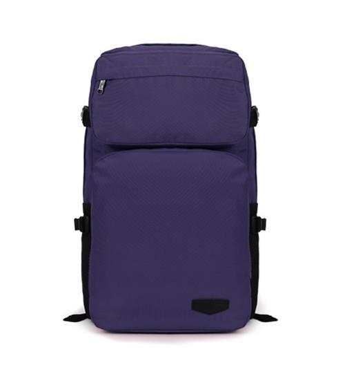 Living Gears Amazon Travelling Leisure Backpack Purple