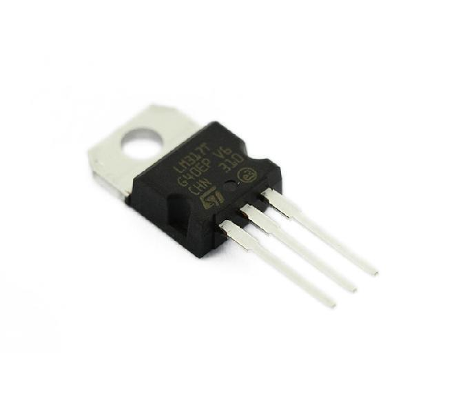 LM317T LM317 Voltage Regulator 1.2V to 37V 1.5A