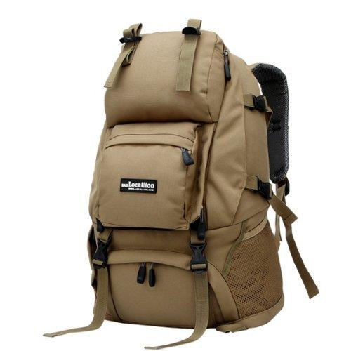 Local Lion Backpack 40L Large Capacity Local Lion Hiking Backpack Bag