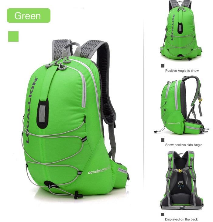 Local Lion Hiking Backpack Daypack Climbing Camping Outdoor Sports 25L