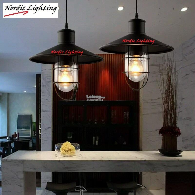 Loft Pendant light (ML-3047-1)