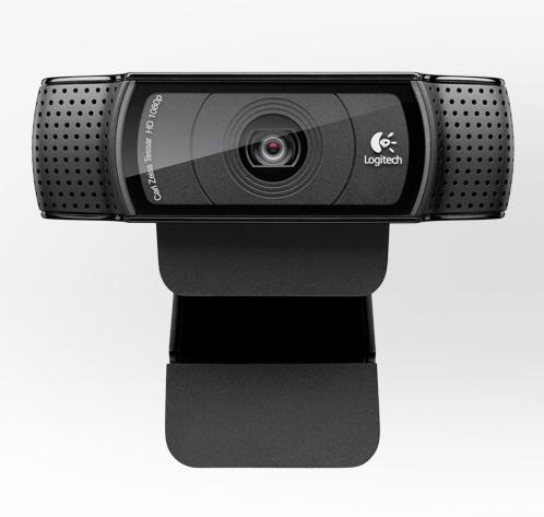 LOGITECH 15MP 1080P HD WEBCAM (C920) -  Laptop Computer
