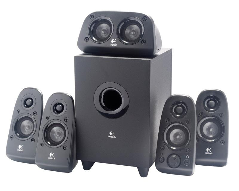 LOGITECH 5.1 Surround Sound Speakers Z506 (980-000462)