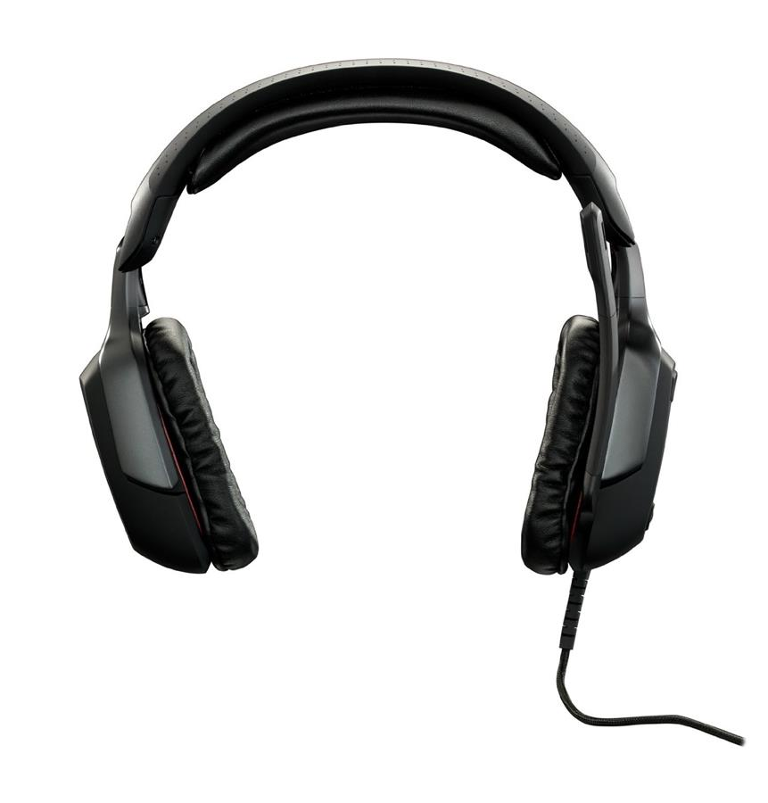 LOGITECH G35 SURROUND SOUND GAMING HEADSET for LAPTOP PC