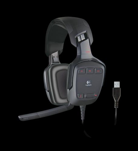 # Logitech G35 Surround Sound Headset 7.1 Dolby System # Promo!