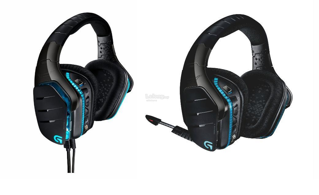 LOGITECH G633 ARTEMIS FIRE SURROUND GAMING HEADSET (981-000606)