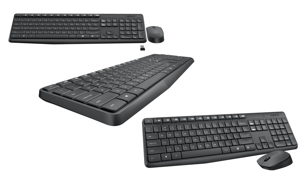 how to set up my logitech wireless keyboard