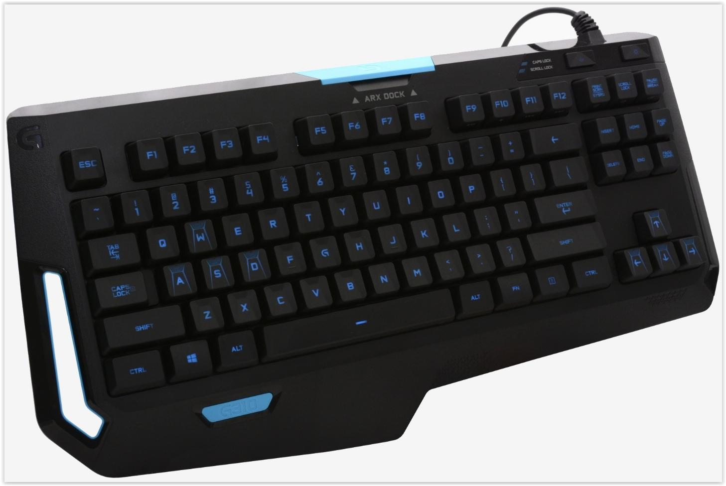 LOGITECH WIRED GAMING MECHANICAL KEYBOARD G310 ATLAS DAWN (920-006967)