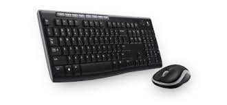 LOGITECH Wireless Desktop MK270r
