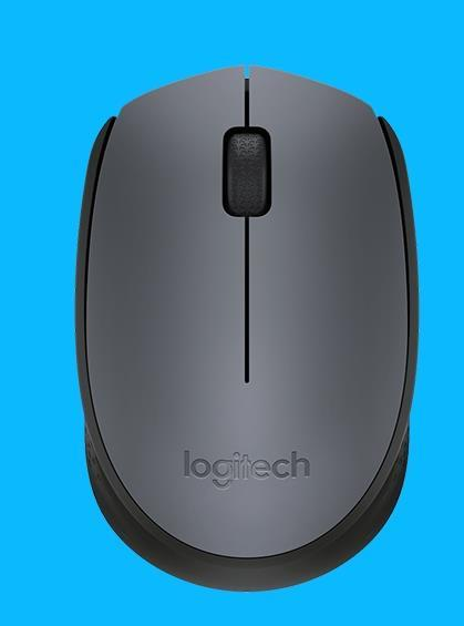 Logitech® Wireless Mouse M170