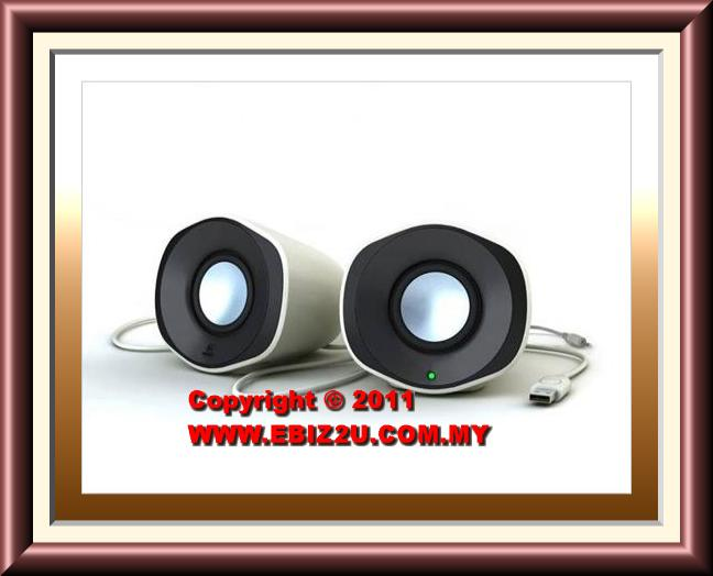 Logitech Z110 Stereo Speakers