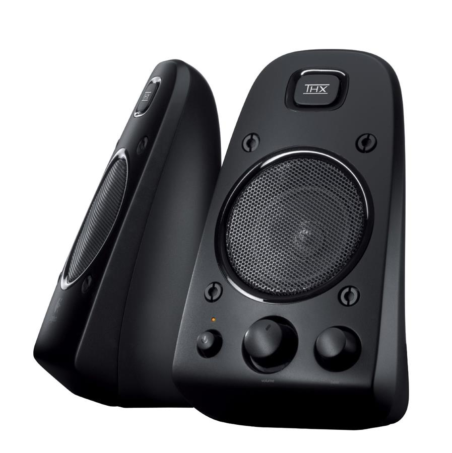 Logitech Z623 2.1 THX Certified Sound Speaker System with Subwoofer