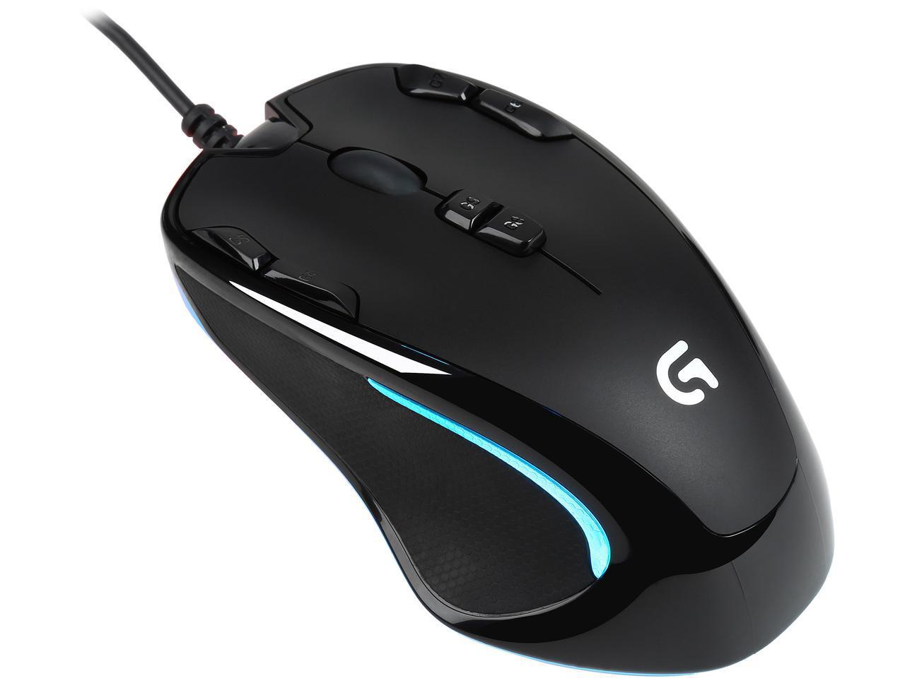 LOGTECH G300S OPTICAL GAMING MOUSE