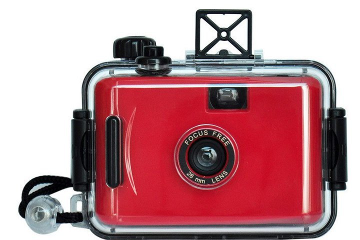 LOMO CAMERA!! AQUA PIX WATERPROOF & UNDERWATER SPECIAL EFFECT !!