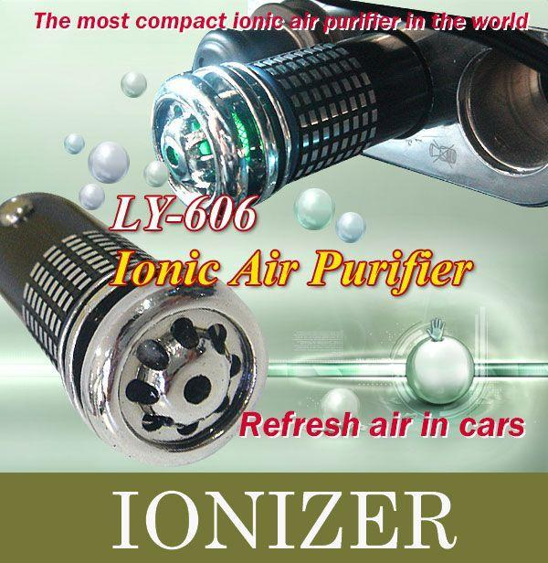 Air cleaner purifiers, ionic, ozone, HEPA, and UV air cleaners by