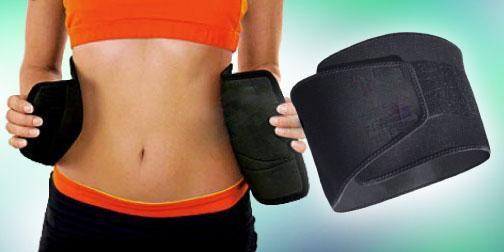 Lose Belly Fat Burner Slimming Belt Weight Lost OEM