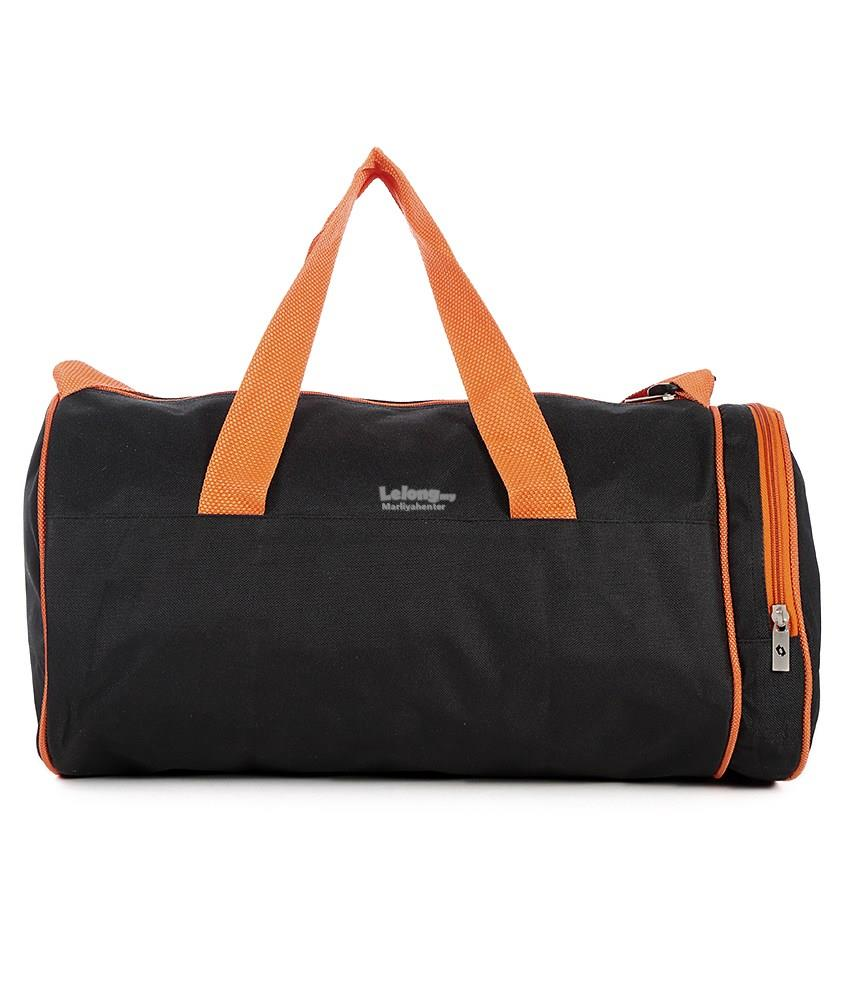Lotto Black gear Gym Bag