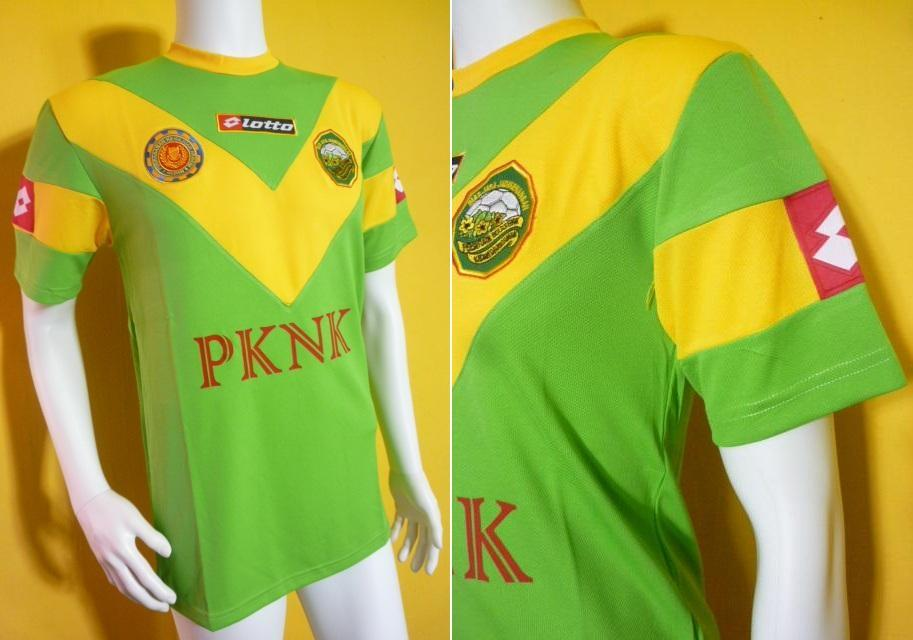 New Lotto Kedah FA Football Jersey - Home & Away