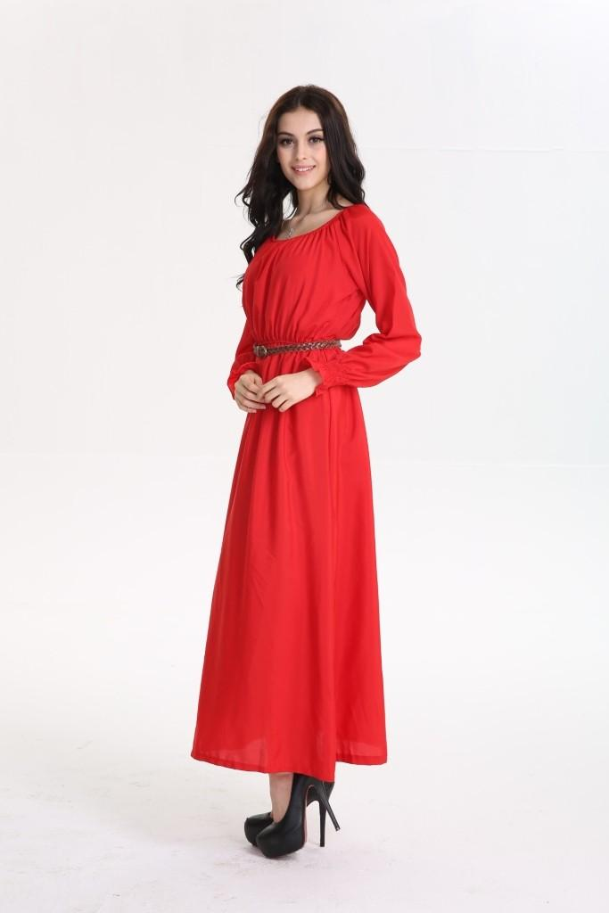 NEW Lotus Sleeve Jubah With Belt CAK 10157 5/13