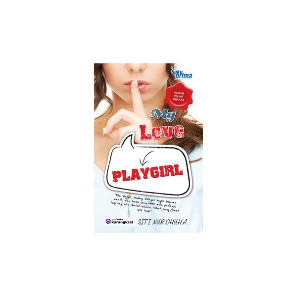 Novel - My Love Is Playgirl