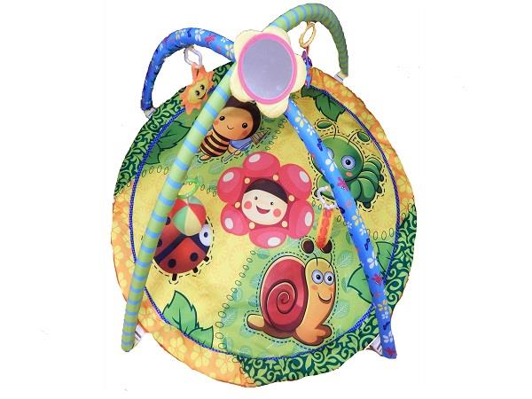 Lovely Baby's Play Mat 302A  (For Ages 0 Months +)