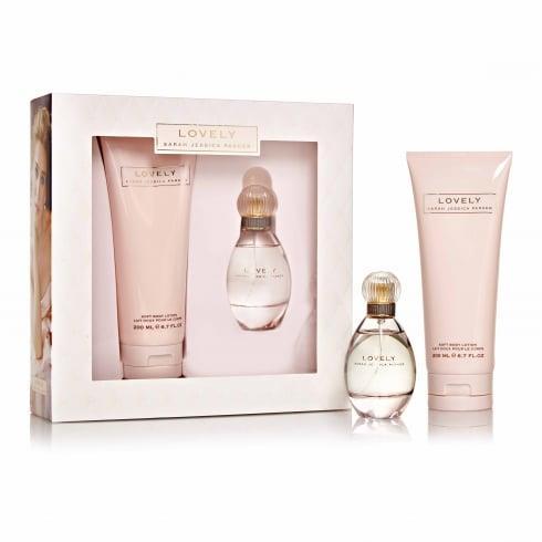 Lovely by Sarah Jessica Parker (W) Gift Set - EDP 50ml + B/L 200ml