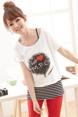 Youth White Blouse 65