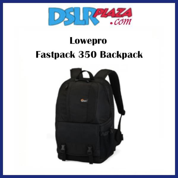 Lowepro Fastpack 350 Digital SLR & Widescreen Notebook Backpack (Black..