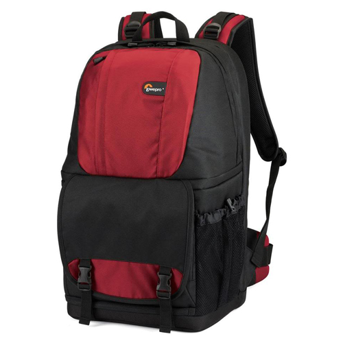 Lowepro Fastpack 350(Red) Backpack Camera Bag- Free Shipping!!!