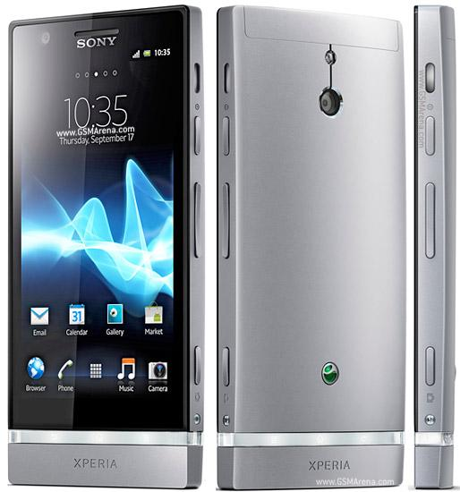 &lt&lt sony xperia p LT22 &gt&gt new set