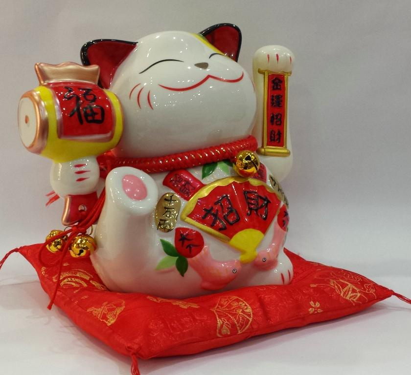 LUCKY FORTUNE CAT 9