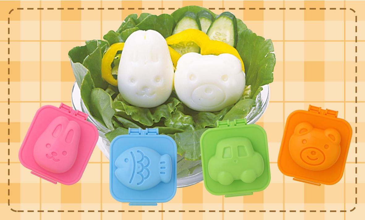 lunch box bento hard boiled egg mould mold set of 6 kuala lumpur end time 5 11 2015 6 15 00 pm. Black Bedroom Furniture Sets. Home Design Ideas