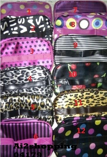 Lunch box models portable cosmetic bag04179