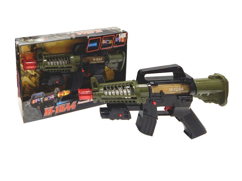 M-16A4 Assault Rifle Play Set (For Ages 3 Years +)
