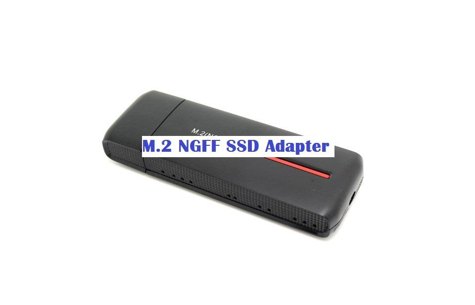 M.2 SSD to USB3.0 Adapter Mini Mobile Like Pen Drive (SSD Flash Drive)