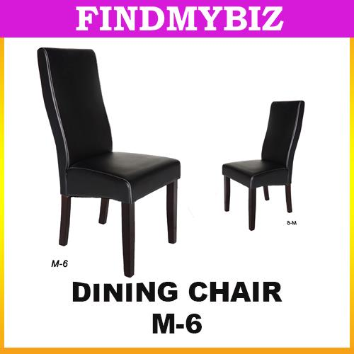 premium pu leather restaurant cafe dining room chair table elegant