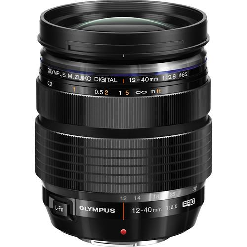 M.ZUIKO DIGITAL ED 12-40MM F2.8 PRO LENS(BLACK)