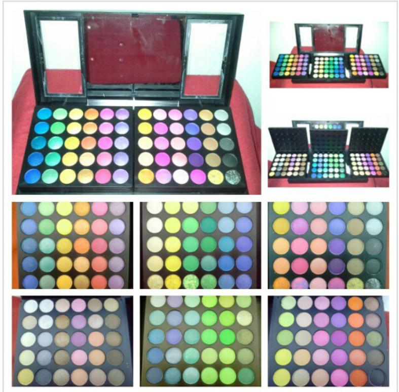 ... palette middot foundation nc37 mac m a c pro 180 colours perfect makeup kit previousnext within msia ...