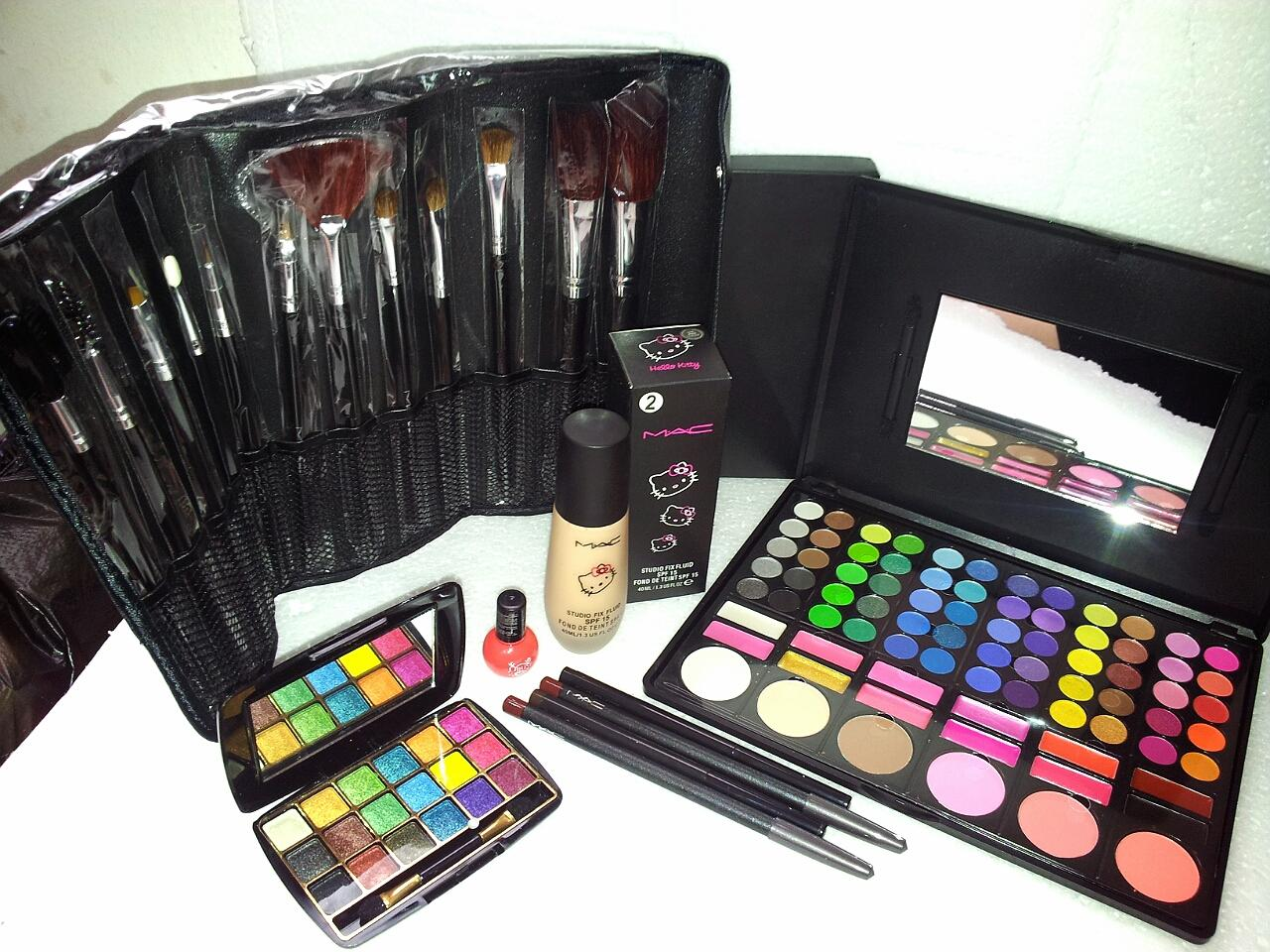 makeup gift set mac makeup vidalondon