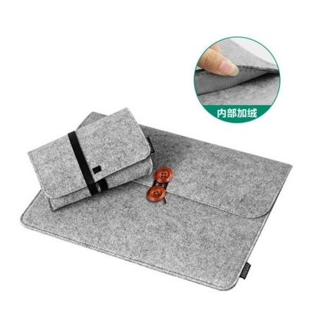Macbook Air Pro 11 inch - Laptop Bag Casing Case Cover *Free small bag