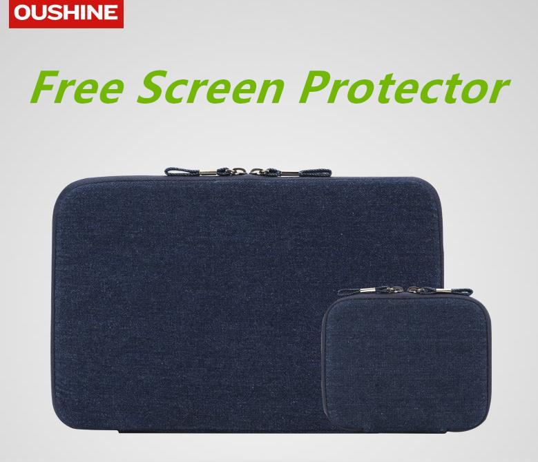 MacBook Air Retina 11.6 12 13.3 15 Pro Canvas Case Cover Casing +Gifts