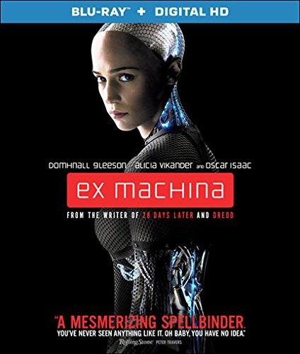 Ex Machina Blu-Ray (US Import)