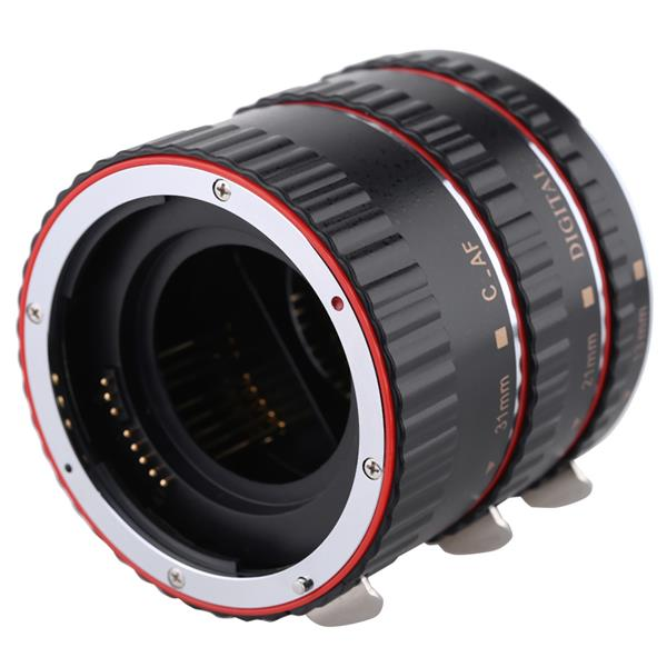 Macro Automatic Auto Focus AF Electronic TTL Extension Adapter TubeSet
