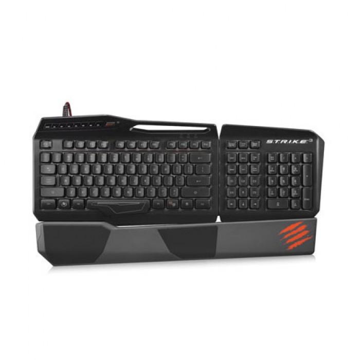 Mad Catz S.T.R.I.K.E. 3 Gaming Keyboard FOR LAPTOP PC