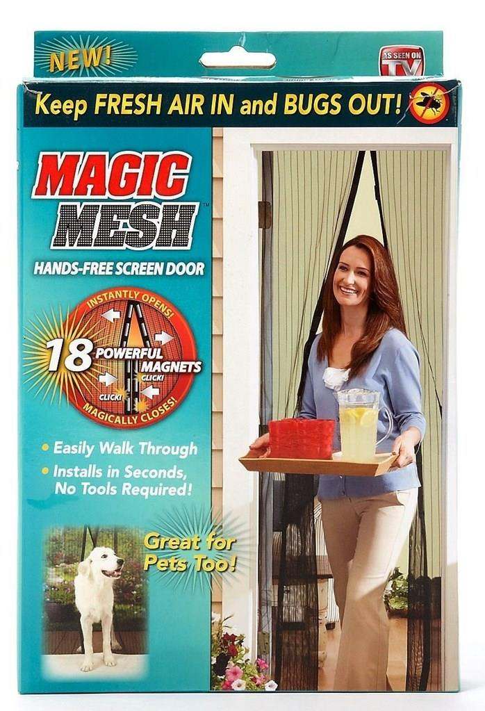 Magic Mesh The Easiest Way to Keep Fresh Air In Bugs Out  Buy 1 FREE 1